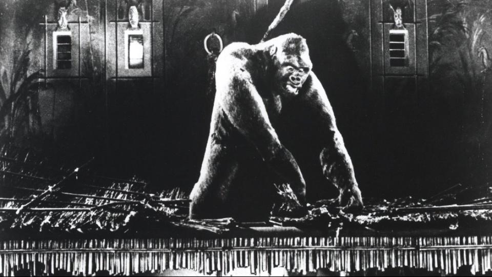 猿人ジョー・ヤング 動画