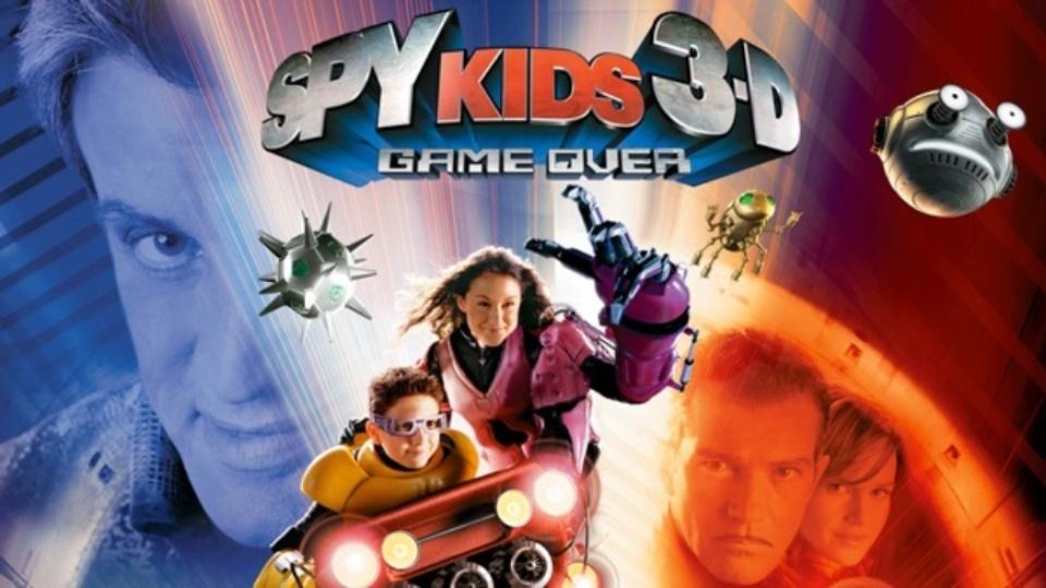 スパイキッズ3-D:ゲームオーバーの動画 - スパイキッズ: とくべつミッション