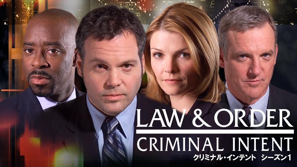 LAW&ORDER/クリミナル・インテント シーズン1の動画 - LAW&ORDER/クリミナル・インテント シーズン10