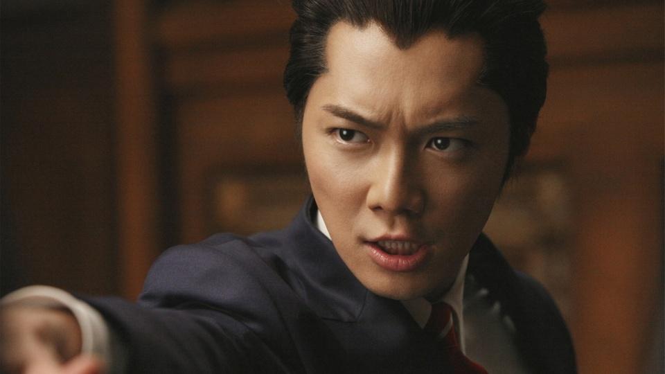 【映画】逆転裁判のレビュー・予告・あらすじ