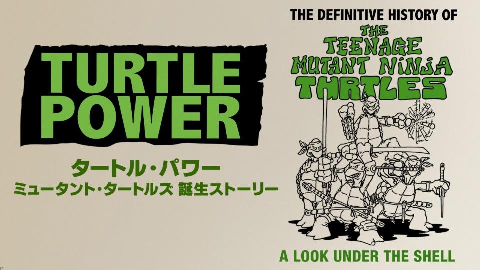 タートル・パワー:ミュータント・タートルズ 誕生 動画