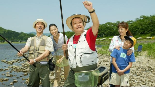 【アニメ 実写】釣りバカ日誌15 ハマちゃんに明日はない!?