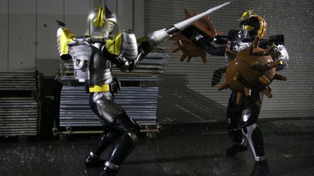 【アクション映画 おすすめ】鎧武/ガイム外伝 仮面ライダーデューク/仮面ライダーナックル