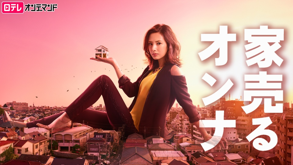 【ドラマ】家売るオンナのレビュー・予告・あらすじ