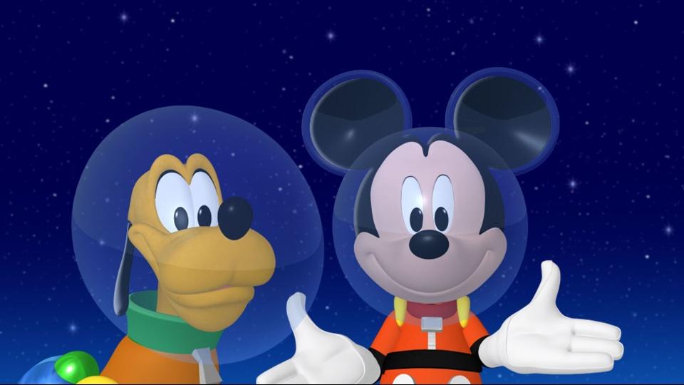 ミッキーマウス クラブハウス/ミッキーのうちゅうたんけんの動画 - ミッキーマウス クラブハウス/グーフィーのおとぎばなし