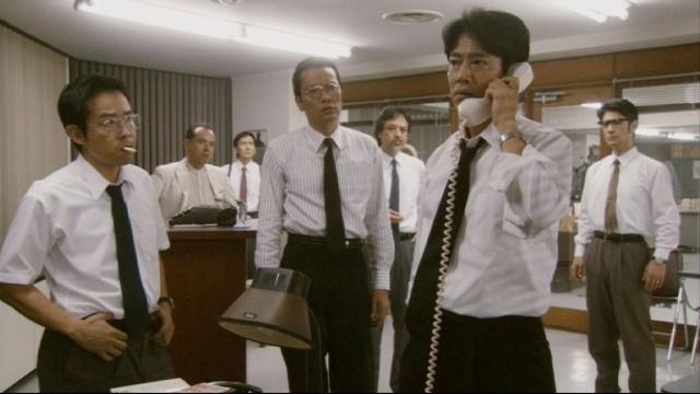 【ヒューマン 映画】クライマーズ・ハイ