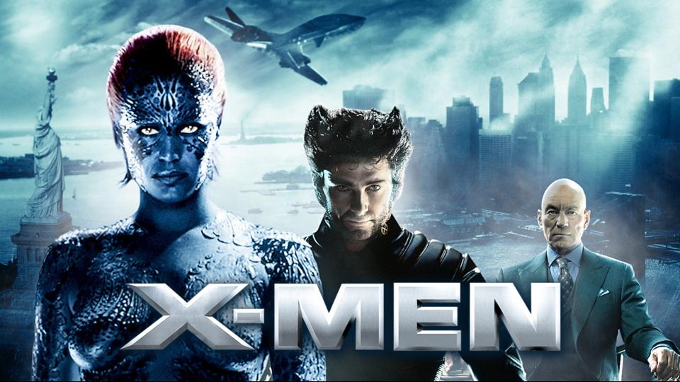 【映画】X-メンのレビュー・予告・あらすじ