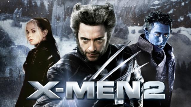 【SF映画 おすすめ】X-MEN 2
